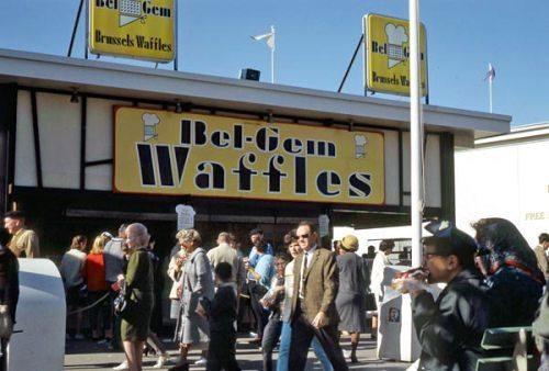 Bel-Gem Waffles