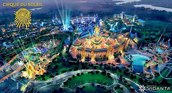 Cirque park