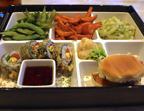 Fusion Specialty Box, withe Mark's roll