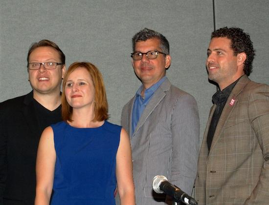 Future Legends panelists