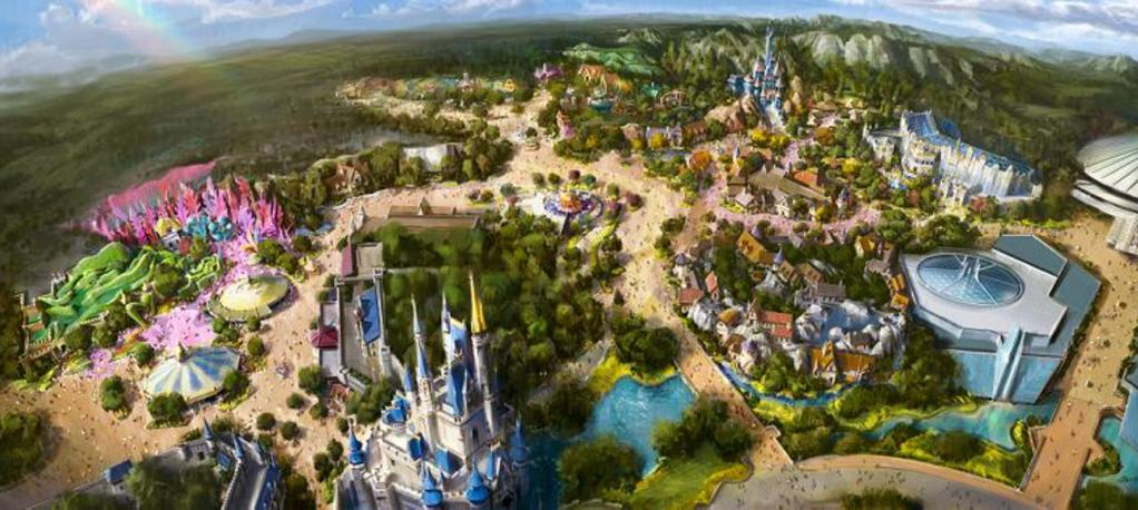 Re: [TDR] Nieuwe uitbreidingen Tokyo Disney Resort