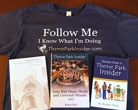 Gifts for a Theme Park Insider