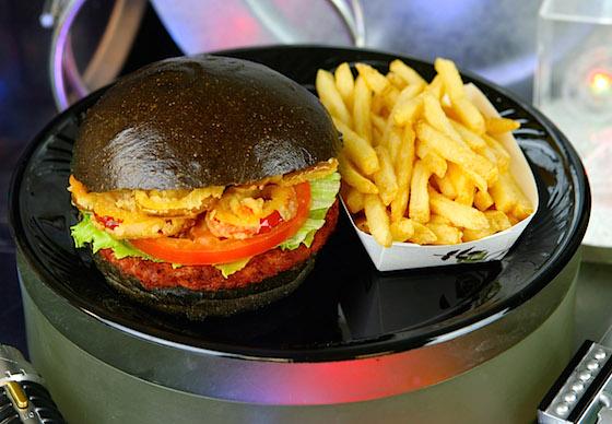 First Order Burger