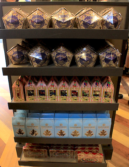 Wizarding sweets