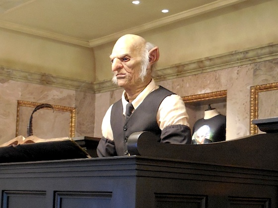 Gringotts Money Exchange