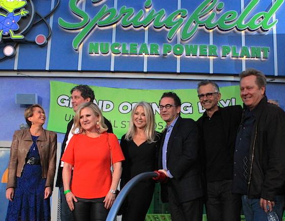 The Springfield creative team