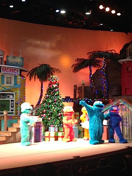 Elmo's Christmas Wish