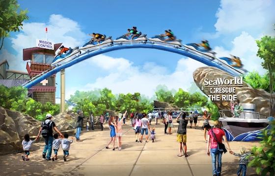 New San Antonio coaster