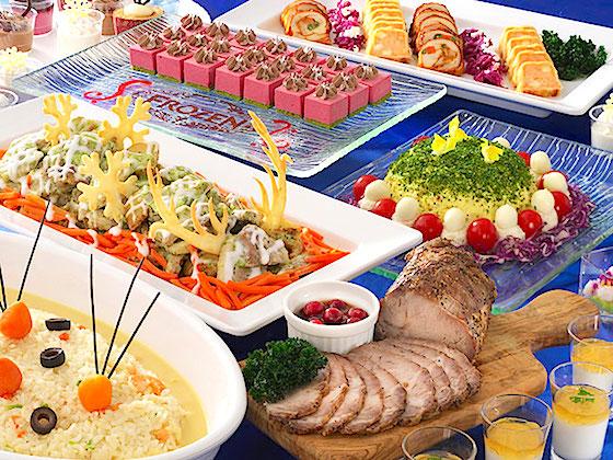 Tokyo Disney 'Frozen' Food