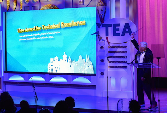 Bob Gurr at TEA