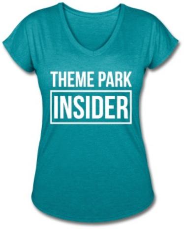 Theme Park Insider T-shirt