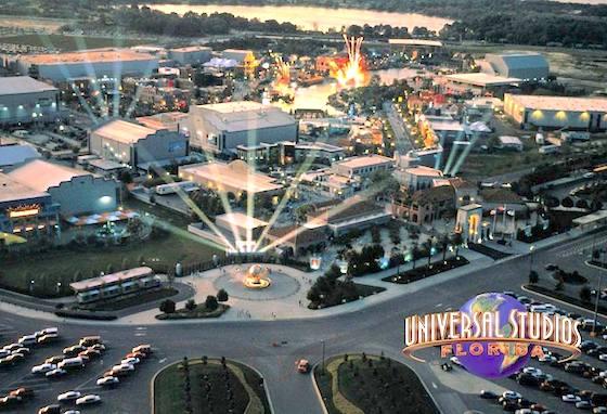 Universal Studios Florida 1990