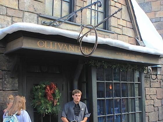 Ollivander's