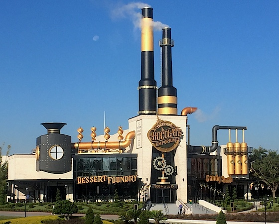 Toothsome Chocolate Emporium and Tasty Feast Kitchen