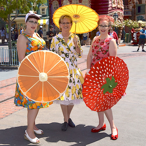 Dapper Day participants