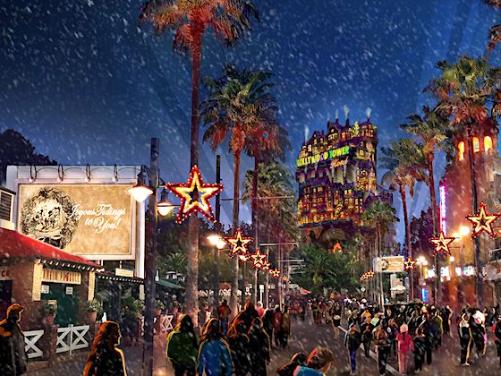 Christmas Theme Park.It S Already Time For Christmas At America S Top Theme Parks