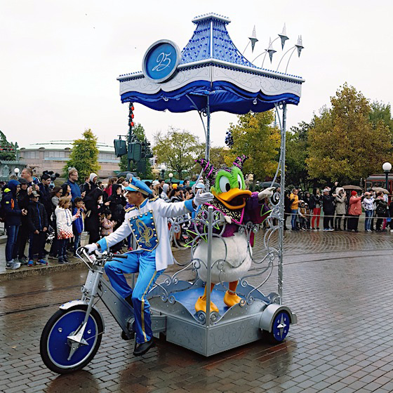 Mickey's Halloween Tricycle Gang