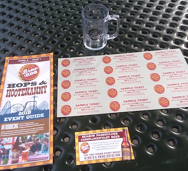 Cedar Point serves up another great round of brews and BBQ