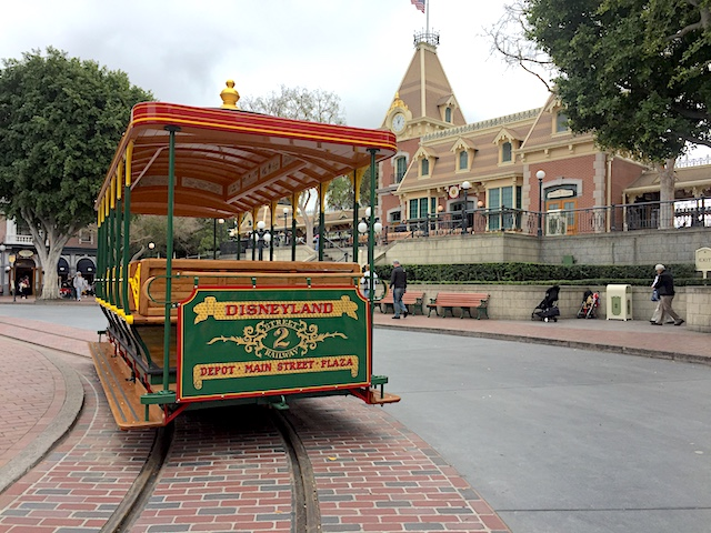 Disneyland Changes Tram Loading And Security At Mickey And