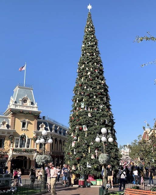 Disneyland Christmas.It S Already Time For Christmas At Disneyland