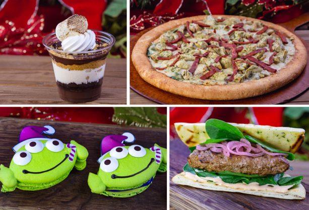 Holiday eats at Disneyland