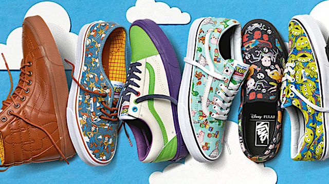 e652f80fec Vans X Toy Story Definitely the most affordable of these collabs