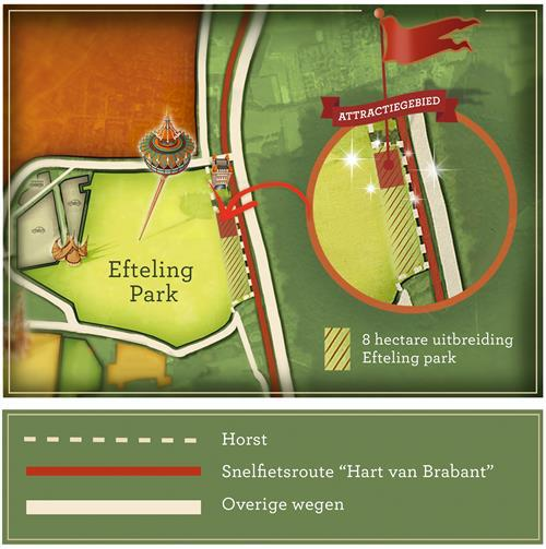 Efteling expansion plan