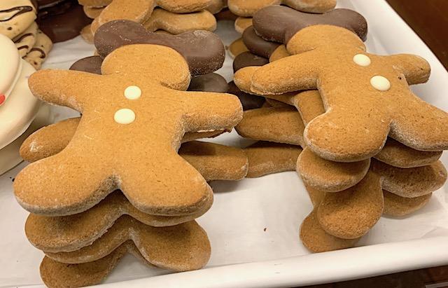 Mickey Gingerbread Cookies ($3.99)