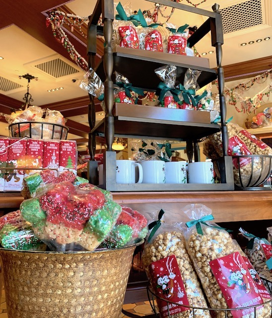 Disney holiday sweets