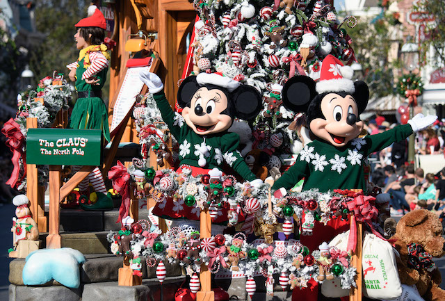 Christmas Theme Park.Here Is Your Guide To Holiday Events At Top Theme Parks