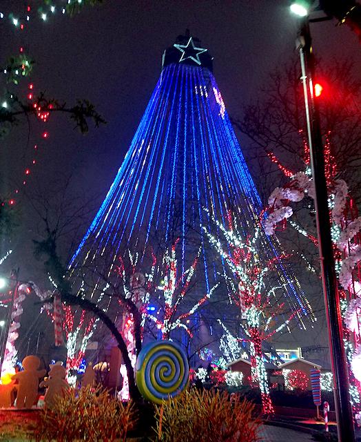 Eiffel Tree