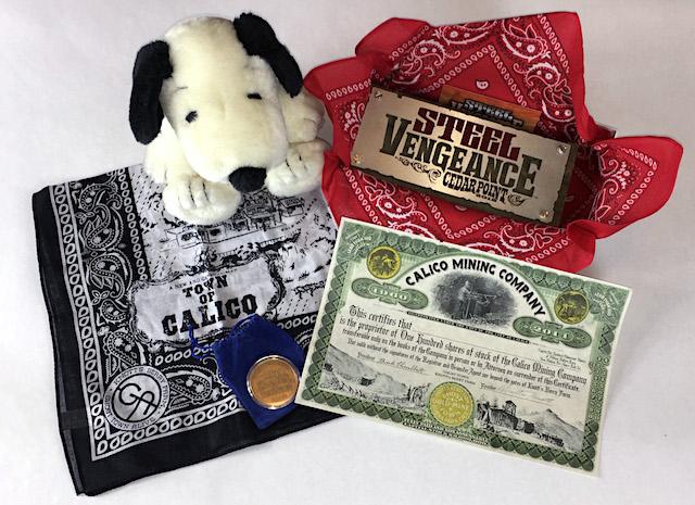 Cedar Fair prize pack