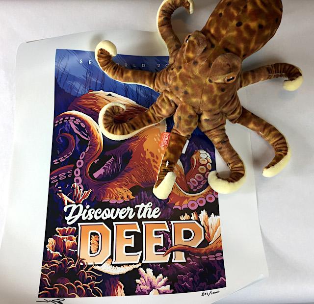 SeaWorld prize pack