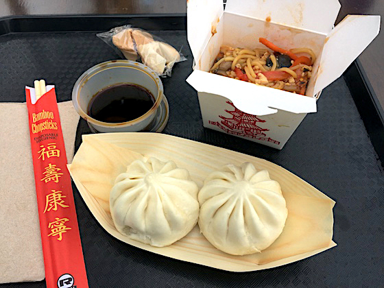 Noodles and Bao