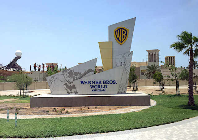 Warner Bros. World Abu Dhabi