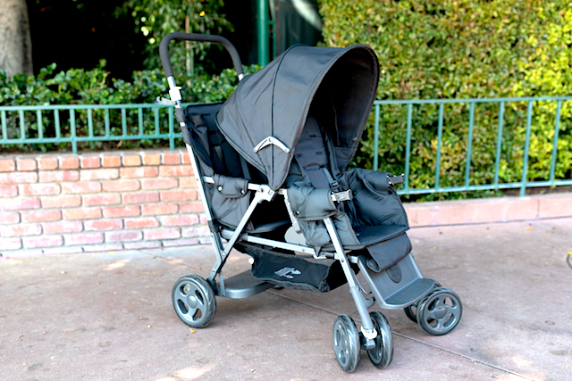 Disney's new tandem double stroller