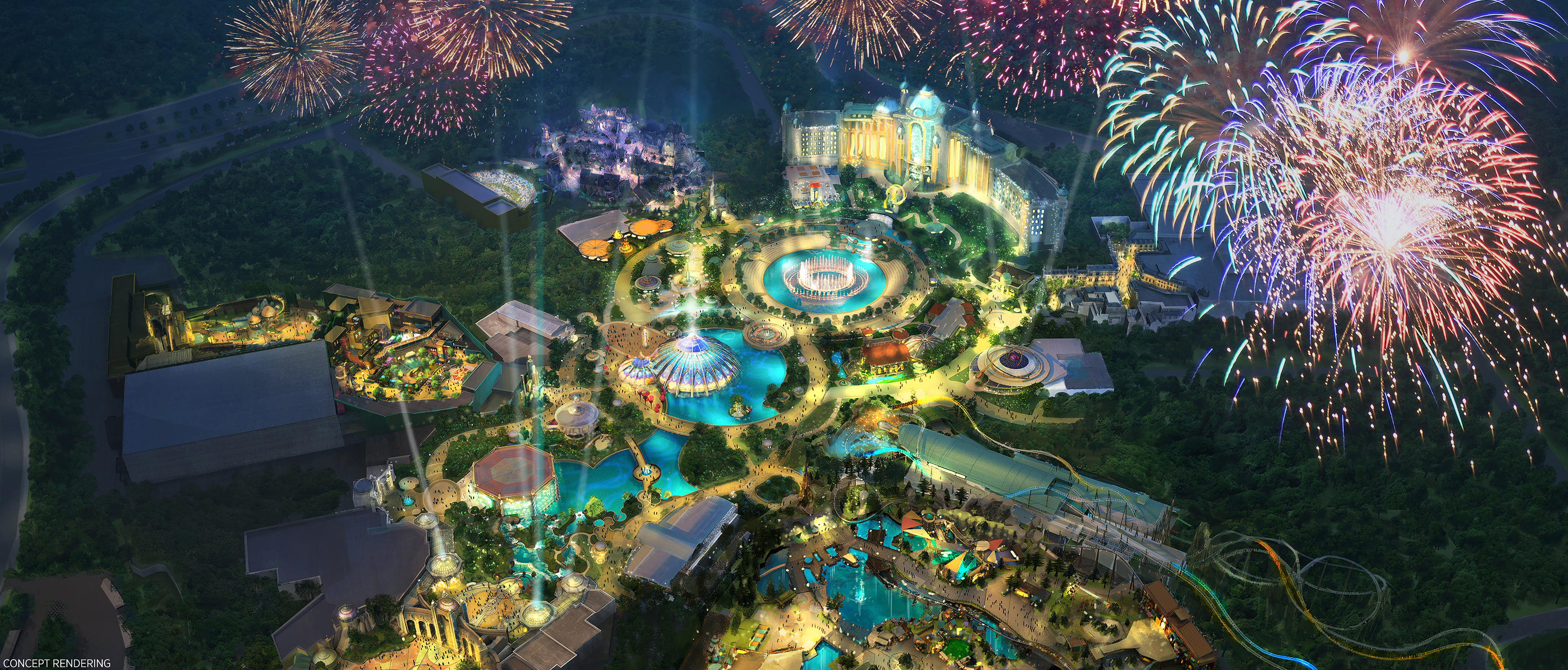 Universal S Epic Universe Changes The Game For Attraction Design