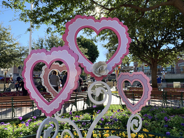 Hearts in Town Square