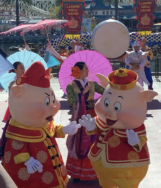 Mulan show