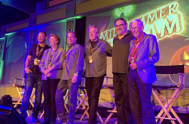 Haunted Mansion panelists