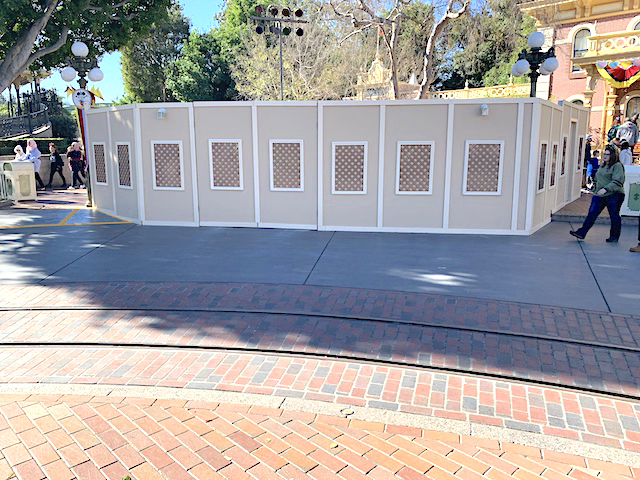 Main Street changes