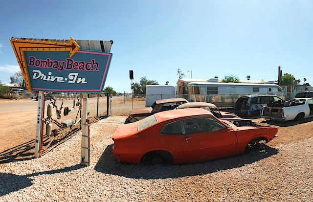 Bombay Beach Drive-In