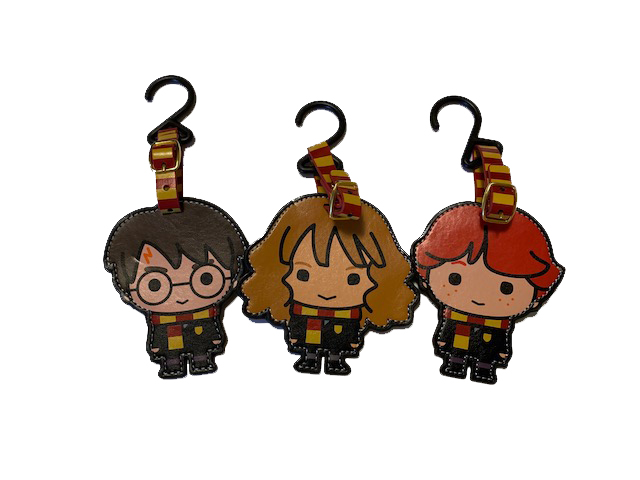 Wizarding World luggage tags