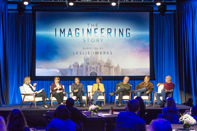 The Imagineers of The Imagineering Story