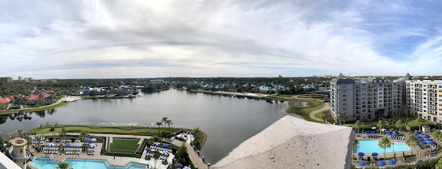 The view from the top
