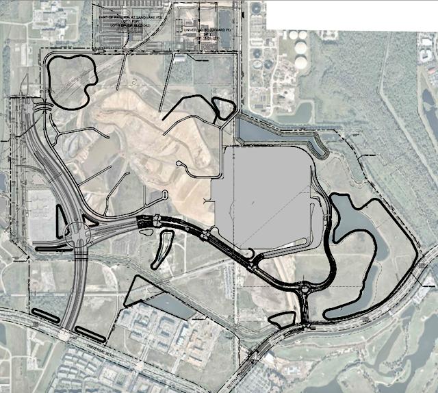 Revised Universal Orlando expansion plans