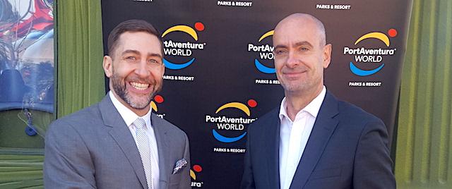 Ed Wells and Fernando Aldecoa