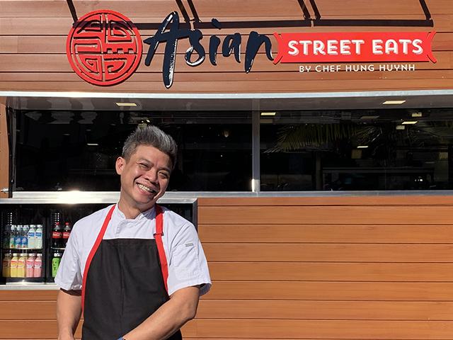 Chef Hung Huynh