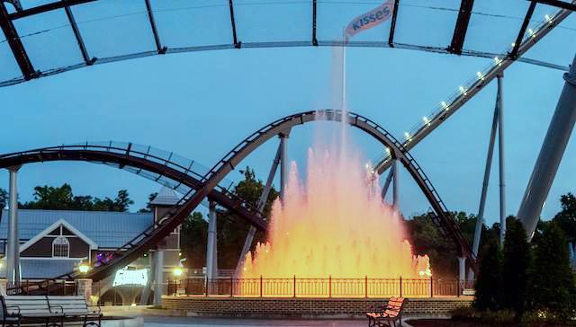 Kisses Fountain