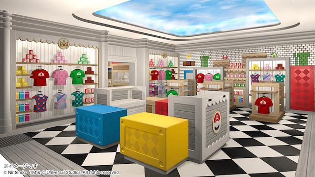 Mario souvenirs